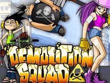 Играть на деньги в Demolition Squad