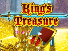 Игровой слот в Вулкане Сокровище Короля